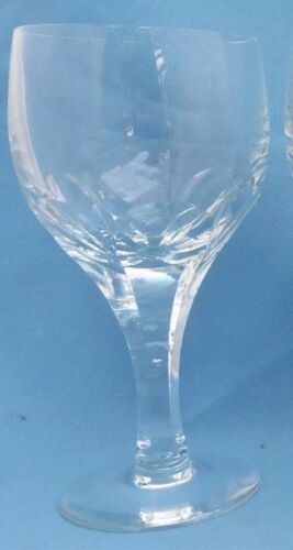 Atlantis Evora Crystal 1 Water Goblet Glass Portugal EUC