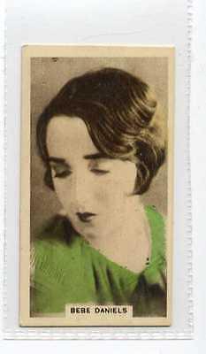 (Jb8477-100)  CAVANDERS,CINEMA STARS,BEBE DANIELS,1934#9