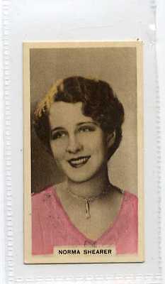 (Jb8501-100)  CAVANDERS,CINEMA STARS,NORMA SHEARER,1934#21