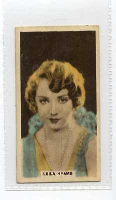 (Jb8475-100)  CAVANDERS,CINEMA STARS,LEILA HYAMS,1934#8