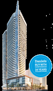 Daniels City Centre, Wesley Tower– Coming To Mississauga – Regis