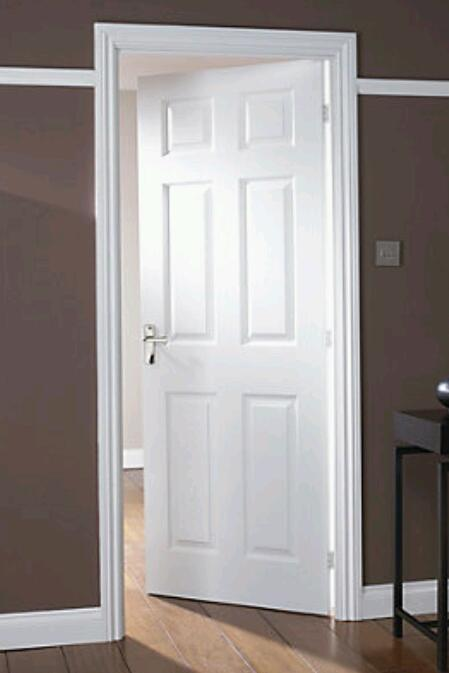 INTERNAL DOORS FROM GBP50 UNTIL SUPPLIED AND FITTED INCLUDING HANDLES MINIMUM 3