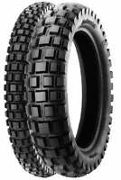 Set of Continental TKC80 Twin Duro Tires 90/90-21 and 150/70-17