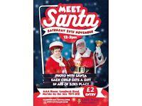Come and Meet Santa