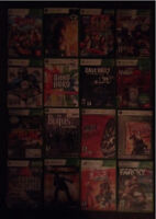 XBOX 360 GAMES WITH KINECT!!! MAKE ME AN OFFER!