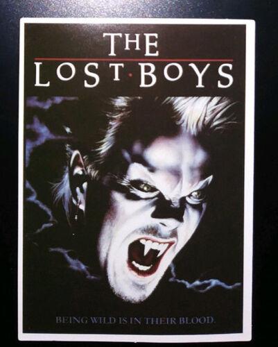 STICKER - The Lost Boys - HORROR movie - 80s, vampires, Santa Carla