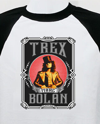 T REX new T SHIRT  rock all sizes s m lg xl  marc boland glam rock
