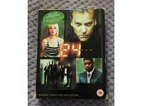 24 Season 3 DVD Collection.
