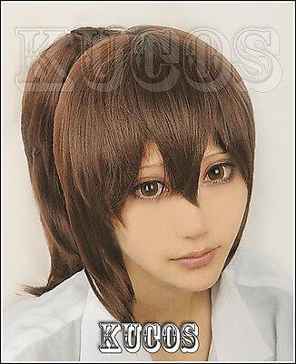 Halloween Wig Hair Cosplay custom Spirited Away ogino chihiro brown - Spirit Halloween Brown Wig