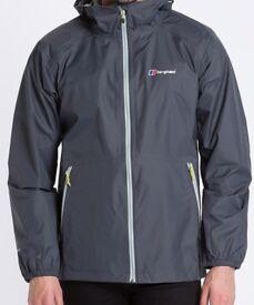 Men's grey berghaus Jacket