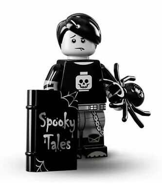 LEGO MINIFIGURES SERIES 16 SPOOKY BOY (71013) (BRAND NEW SEALED PACK) 2016