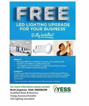 $5 LED DOWNLIGHTS IN HOMES & FREE LED LIGHTING FOR BUSINESS 2016! Woodcroft Morphett Vale Area Preview