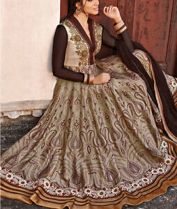 Special! Long Indian Anarkalis for women - Indian clothing Cambridge Kitchener Area image 4