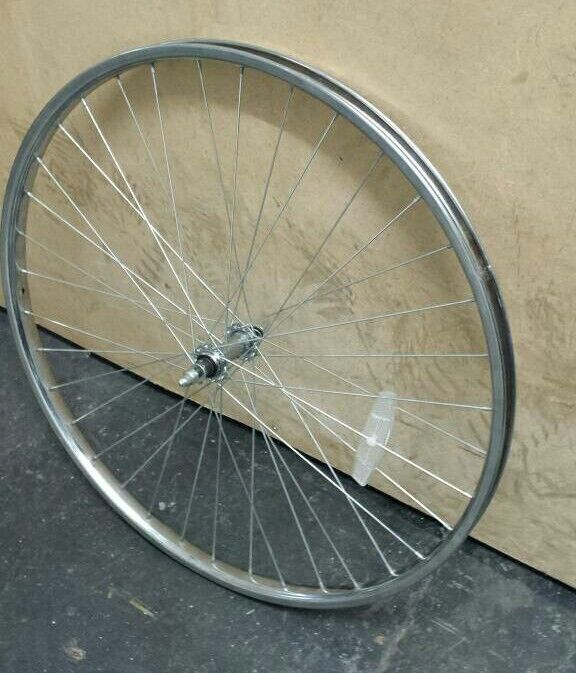 Front wheel 700c new steel retro