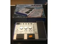 Preowned Korg ToneWorks AX10G Modelling Signal Processor
