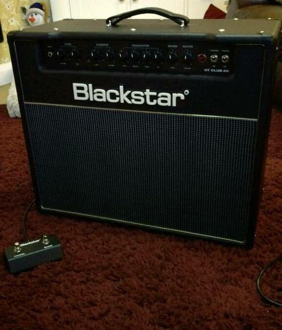 Blackstar HT40 Guitar Amplifier