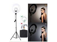 "Photo Studio Video Ring light kit 14"""