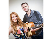 Acoustic duo available for events clubs bars restaurant weddings