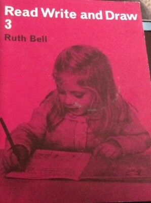 Read Write & Draw 3. Ruth Bell. Read Write & Draw Book 3. Ruth Bell