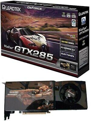 Nvidia Geforce GTX-285 von Leadtek.