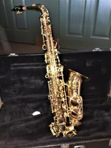 Cannonball Alcazar Alto Sax for sale!