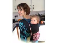 ABC Action Baby Carrier - Toddler Carrier