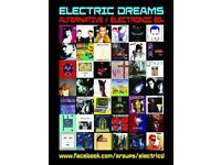 Electric Dreams 80s club (electronica and alternative music)