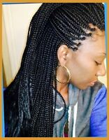 Beautifull box braid and weave for a cheap price