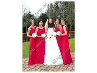 Kelsey Rose Bridesmaids Dresses x4