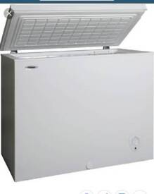 Fridge master chest freezer