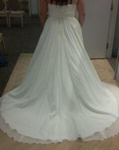 Wedding dress Size 20
