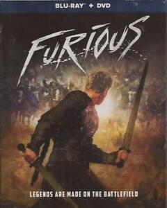 FURIOUS BLU-RAY + DVD COMBO 2018 RELEASE NEW SEALED w/ SLIPCOVER