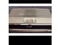 BT youview box 500gb with remote Freeview