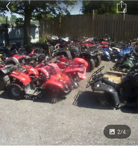 Wanted ! Atv's , Riding Lawnmowers , Weedwackers , Cars & Trucks