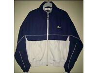 A boys Lacoste jacket