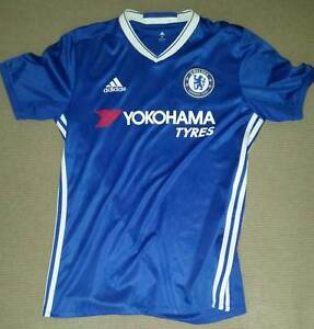 Genuine Chelsea M Size Home Kit 2016/17 Manoora Cairns City Preview