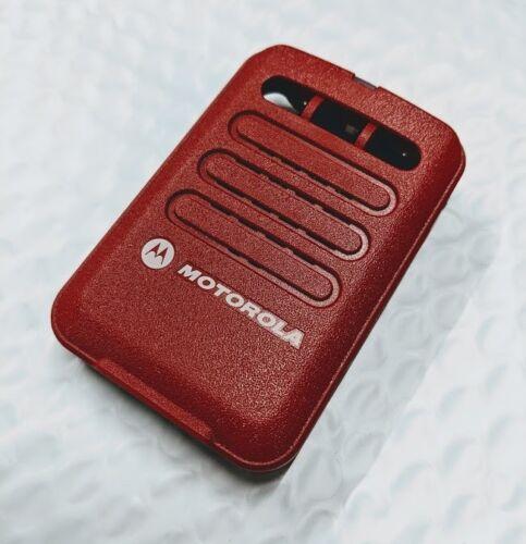 Motorola Minitor VI 6 Front Housing - Red