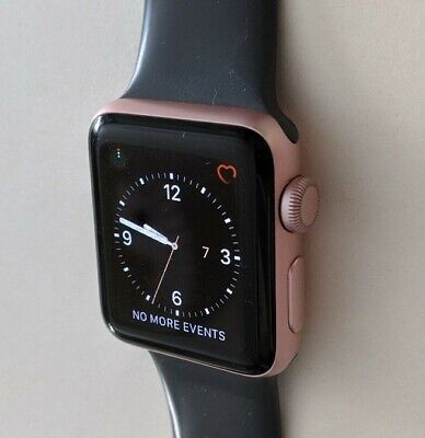 Apple watch series 2 38mm rose gold