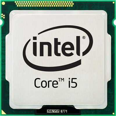 Intel Core i5-3450s 2.80GHz  LGA 1155 Quad Core 65W Processor CPU