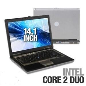 Dell Latitude D630 Notebook - Intel DUAL Core,,WINDOWS 10,,KODI,