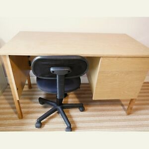 2 Drawer Computer or Office Desk, Delivered