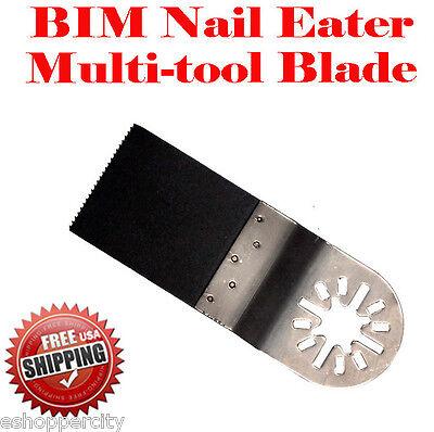 Nail Eater Oscillating Multi Tool Saw Blade Fein Multimaster Bosch Performax