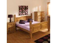 Kingsize Corona Bed