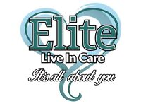 Elite Live in Care Limited - Urgent live in carers needed in Hampshire
