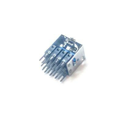 New Honeywell Micro Switch Pmccj Relay Contact Block 4pdt