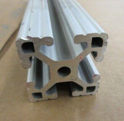 8020 T-slot Aluminum Extrusion 1515-lite 1.5 X 1.5 21 L Lot Of 3