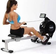 ROWER YORK PERFORM 210 ROWER - NEW W/WARRANTY BEST PRICE***** Petersham Marrickville Area Preview