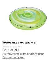 Île flottante gonflable à vendre