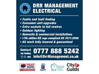 Electrician - breakdown- tripping circuits - Rewires 🆓FREE QUOTE