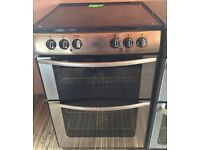 Refurbished belling e641 electric cooker-3 months guarantee!